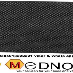 premium quality Black Plastic Bee Foundation Plastic Comb Foundation Sheet